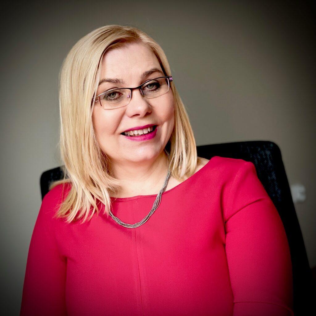 Alicja Grzesik - psychoterapeuta Mielec